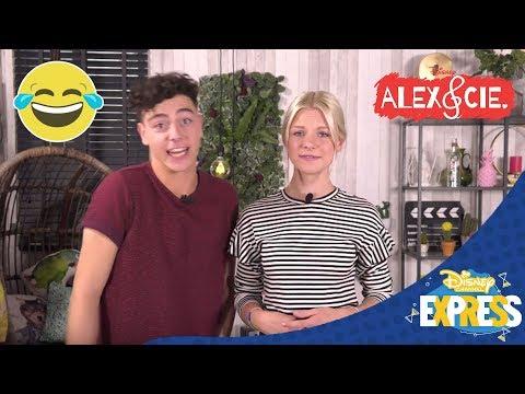 Disney Channel Express I Alex & Co I Disney Channel BE