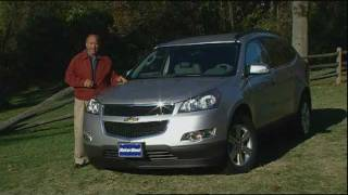 MotorWeek Road Test: 2009 Chevrolet Traverse