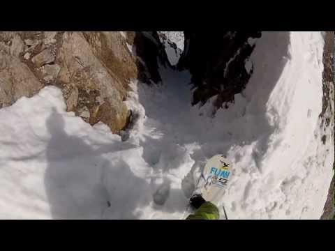 JAMM Couloir Serles nord Alex Hoffmann Max Zipser (видео)