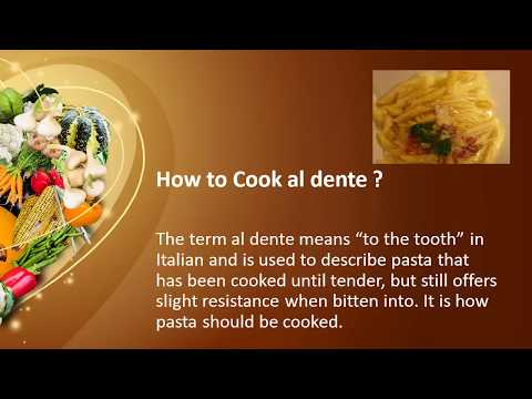 Cooking Terms - Basic Cooking Terms & Definitions