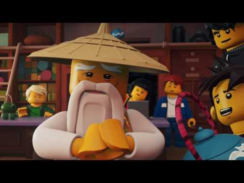 Des thés inconnus - LEGO Ninjago- Episode 1