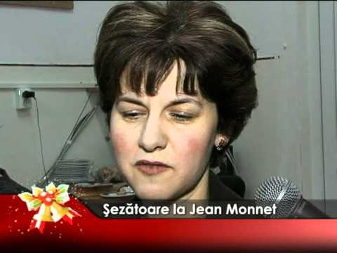 Şezătoare la Jean Monnet