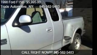 1998 Ford F150 XLT SuperCab Flareside 4WD - for sale in New