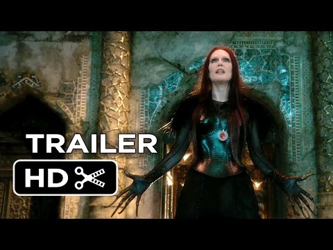 Seventh Son TRAILER 2 (2015) - Julianne Moore, Jeff Bridges  Fantasy Adventure HD