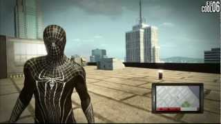 Détente #7 The Amazing Spider-man - Le Dernier Costume 100% New Black Suit - Gameplay Spiderman