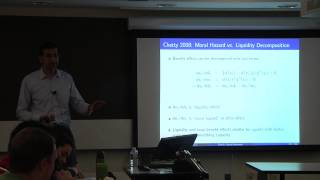 Topic 6: Social Insurance Part 3 | Econ2450A: Public Economics