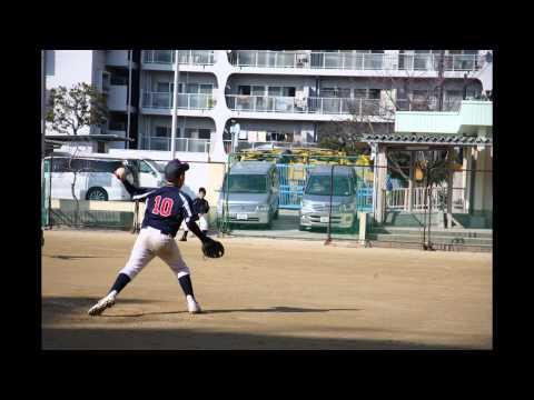 2013/2/10 練習試合 at 鯰江東小学校