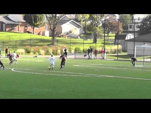 Cal University of PA vs Bloomsburg Men's Soccer 10.9.12