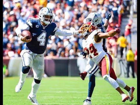 Cowboys vs Redskins Postgame breakdown