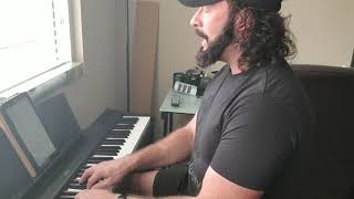 I Let Her Lie - Daryle Singletary - cover by Jamie Higdon