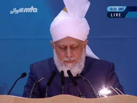Jalsa Salana 2013 - Ansprache des Kalifen (aba) an die Frauen