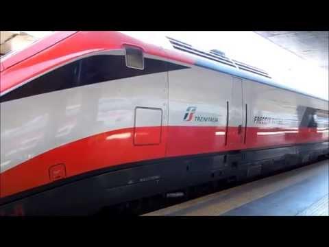 ITALIAN TRAINS, NEW  PENDOLINO, ROMA 6.-8.3.2015