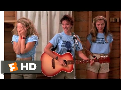 Sleepaway Camp 2: Unhappy Campers (1988) - The Happy Camper Song Scene (1/10)   Movieclips