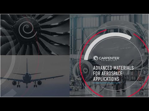 Carpenter Technology Corporation's specialty and titanium alloys have been used in a variety of high