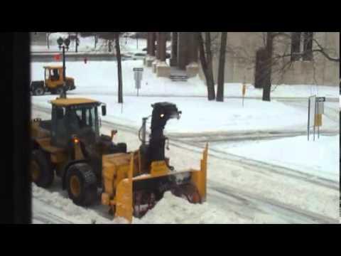 limpieza de nieve montreal etapa 2
