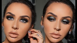 GET READY WITH ME! Chit Chat | DEEP TEAL FALL MAKEUP!