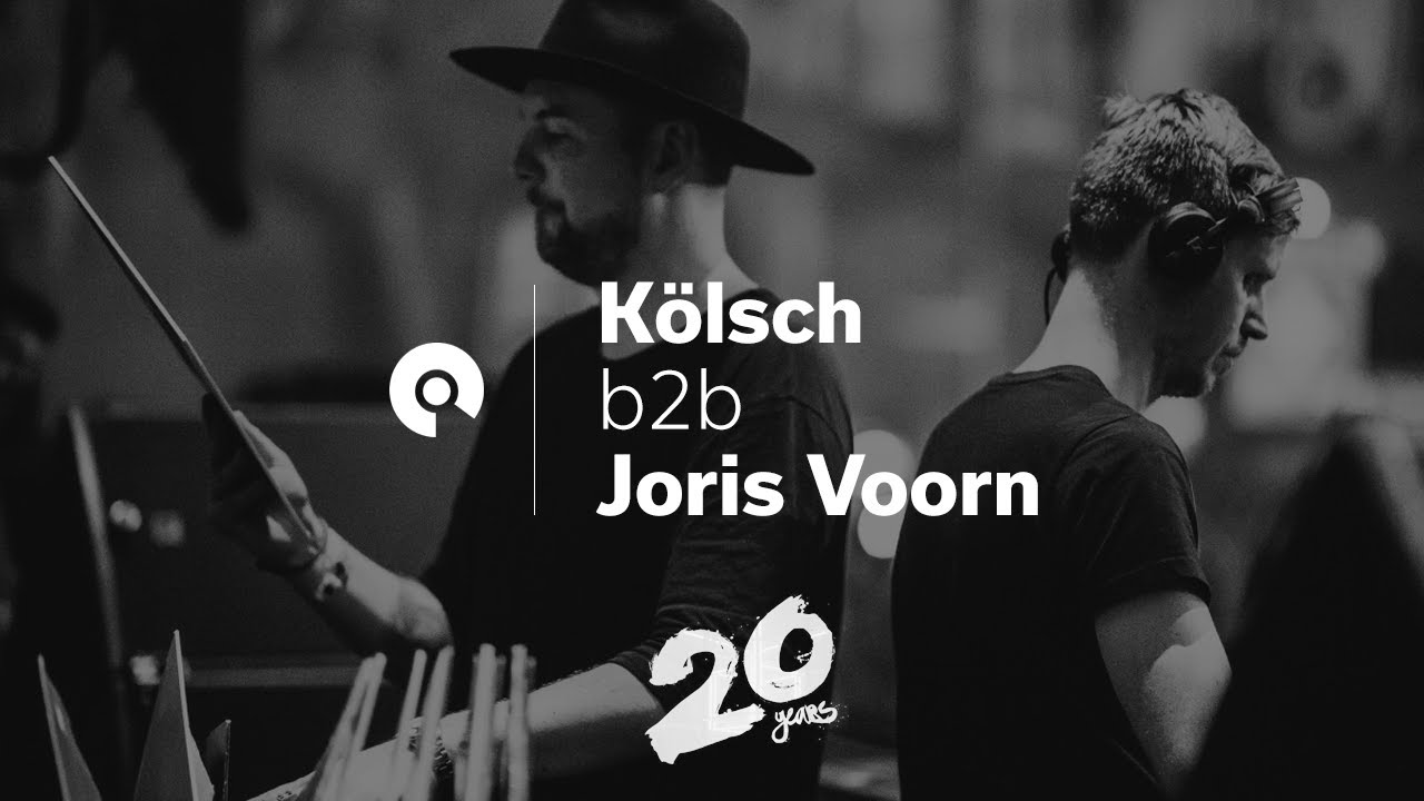 Joris Voorn B2B Kölsch - Live @ Awakenings 20 Year Anniversary 2017