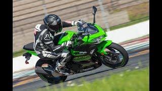 9. 2018 Kawasaki Ninja 400 Track Review at Sonoma Raceway