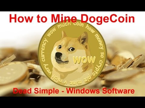 How to Mine DogeCoins – Everything to get started Mining Doge Coins the Most Profitable Bitcoin