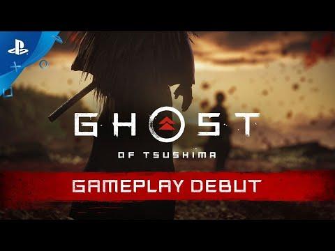Gameplay Trailer de Ghost of Tsushima