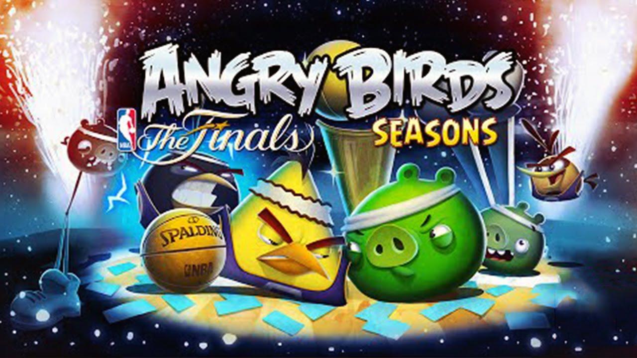 ANGRY BIRDS SEASONS The Finals – Gameplay Trailer #VideoJuegos #Consolas