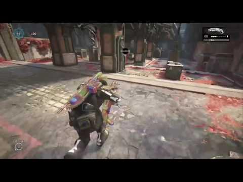 Gears of War 4 Las mejores del TEAM