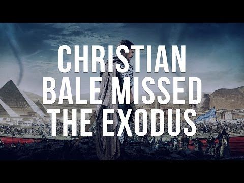 Christian Bale Missed the Exodus