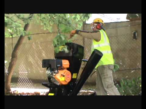 13hp shredder, wood chipper, mulcher, mytoolstation