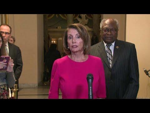ΗΠΑ: Κόντρα Λευκού Οίκου – Βουλής με φόντο το τείχος