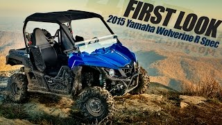 9. 2016 Yamaha Wolverine R Spec First Look - 4WheelDirt