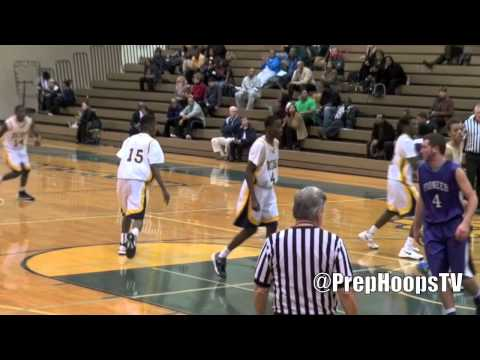 Edmond Sumner 2014 Detroit Country Day highlights vs Pioneer