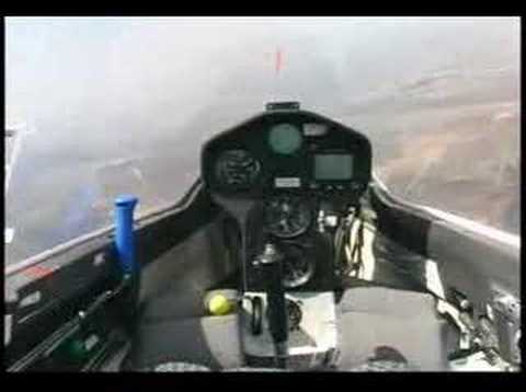 Sailplanes - DG505 flight instruction- Aerotow.