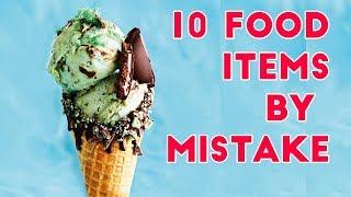 Video கோன் ஐஸ் ,சிப்ஸ் இப்படி தான் வந்தது  10 Famous food inventions   tasty Food  Kichdy MP3, 3GP, MP4, WEBM, AVI, FLV Maret 2018