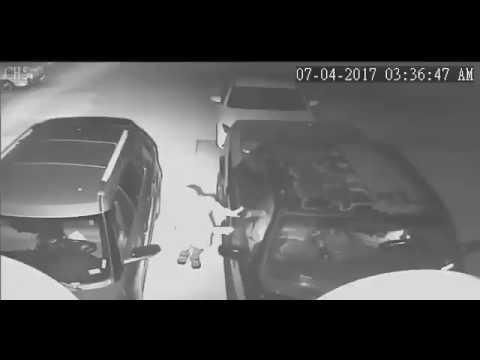 Surveillance Video: Vehicle break-in in Killeen (Part 2) | KCEN-TV
