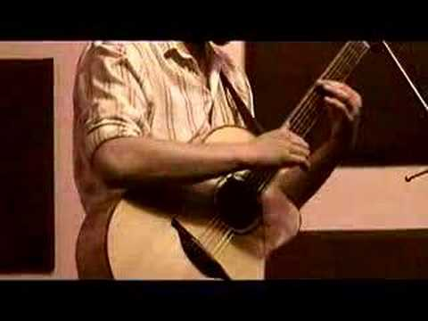 Thomas Leeb / Desert Pirate / Acoustic Guitar Tapping