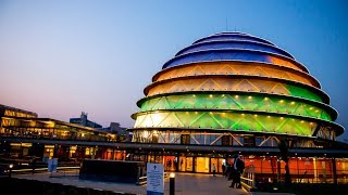 Kigali Rwanda  city pictures gallery : RWANDA, KIGALI downtown - Beautiful cleanest City in Africa 2014