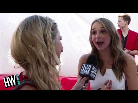 Mcallister - Jenn McAllister (JennXPenn) Fangirls Over 5SOS & Teases New Projects! Subscribe to Hollywire | http://bit.ly/Sub2HotMinute Send Chelsea a Tweet! | http://bit...
