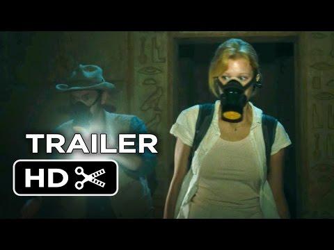 The Pyramid TRAILER 1 (2014) - Horror Movie HD