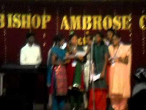 Bishop Ambrose College - Association Day & Music Ambrosia.