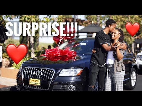 Thank you quotes - I BOUGHT MY MOM HER DREAM CAR ON MOTHER'S DAY!!!(INSPIRING)