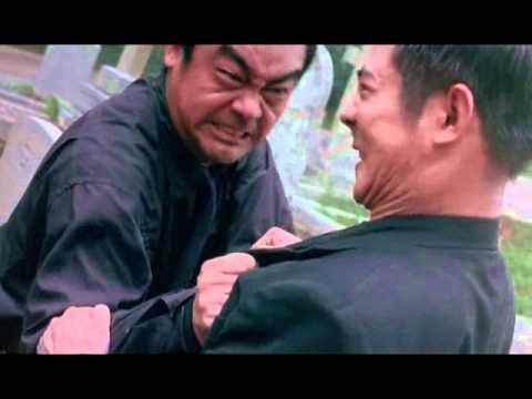 Jet Li fight clip from Black Mask