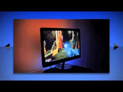 Динамическая подсветка для телевизора своими руками