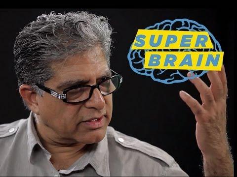 Meditation and the Brain   SUPER BRAIN with Rudy Tanzi & Deepak Chopra