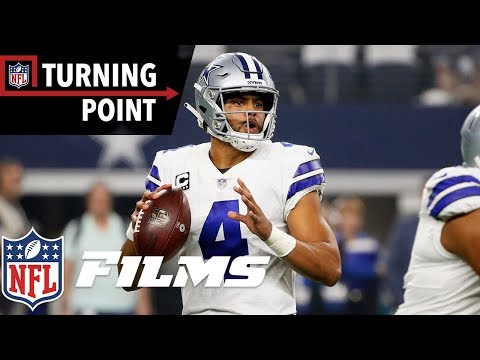 Video: Dak Prescott and Team Accepted Challenge Against Giants in Week 2 | NFL Turning Point
