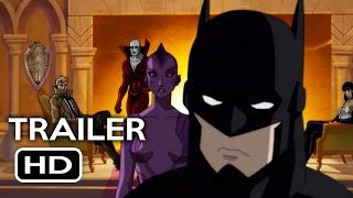 Nonton Justice League Dark Official Trailer  1  2017  Animated Dc Superhero Movie Hd Film Subtitle Indonesia Streaming Movie Download