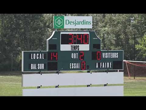 WEEK 2 : Bulldogs VS Huskies 25/08/18