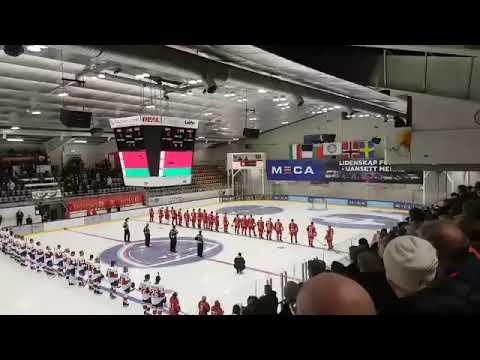 Гимн Белоруссии версия из Норвегии