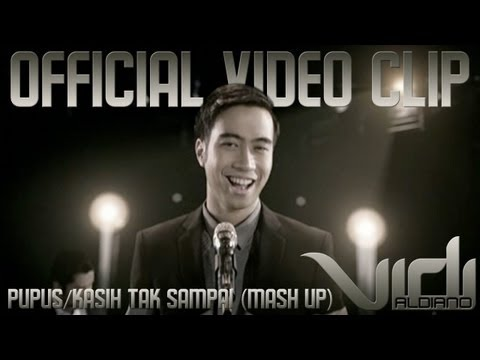 Vidi Aldiano - Pupus/Kasih Tak Sampai [Mash Up] (Official Video HD)