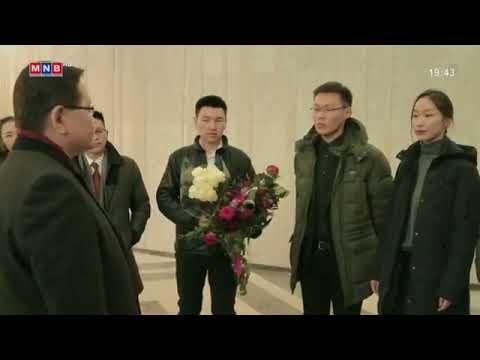 Монгол Улсын Шадар сайдын ОХУ-д хийсэн айлчлал