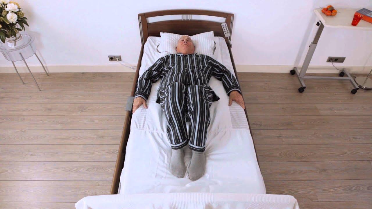 Gemakkelijker draaien in bed. Glij-hoeslaken